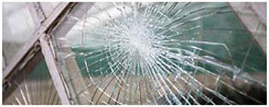 Knaresborough Smashed Glass